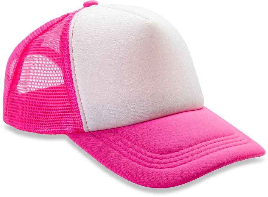Super Pink/White